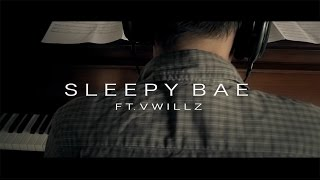 Snowlab - Sleepy Bae (feat. Vwillz) [Official Music Video]