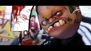La cumbia de Smash - Versión Original HD | Justin Weaver