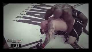 Bobby Lashley MMA/Bellator Highlights - 2015