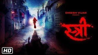 Stree |  On 31st August | Rajkummar Rao, Shraddha Kapoor | Dinesh Vijan | Raj&DK | Amar K