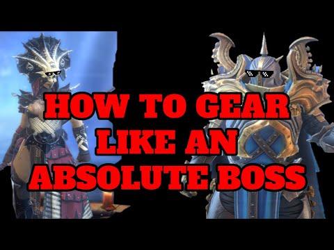 How to Gear like an Absolute Boss I Raid: Shadow Legends