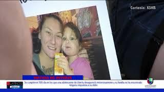 Se cumplieron 500 días de la desaparición de una adolescente de Liberty con una vigilia en su honor