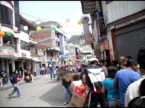 Ecuador Carnaval Biblian 2010