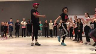 Doks | Femme d'Afrique | Choreo By Aron Norbert | Charmaine Promes