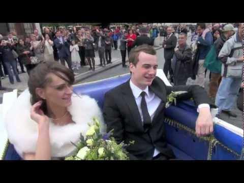 Wedding in Prague. Свадьба в Праге