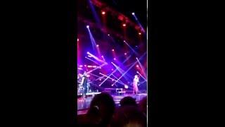 Adam Lambert  -Rumors feat  Tove Lo -Crocus City Hall -Moscow  -18.04.16