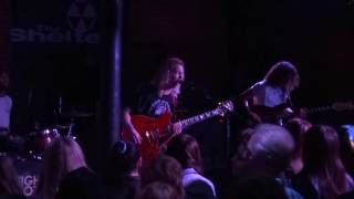 The Hunna - Never Enough - Live at The Shelter in Detroit, MI on 11-5-16