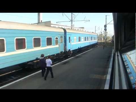 Train 88Д Simferopol – Kovel (Поезд 88Д Симферополь – Ковель)