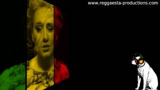Adele - Send My Love (reggae version by Reggaesta) VIDEO + LYRICS
