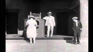 composer/pianist Robert Bruce - Live Music/Silent Film Promo no. 1 - Buster Keaton