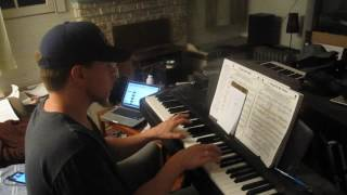 Travis Scott Young Thug Pick Up the Phone Piano Cover