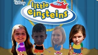 Little Einstein's (( Bridger/ Dallan Parody))