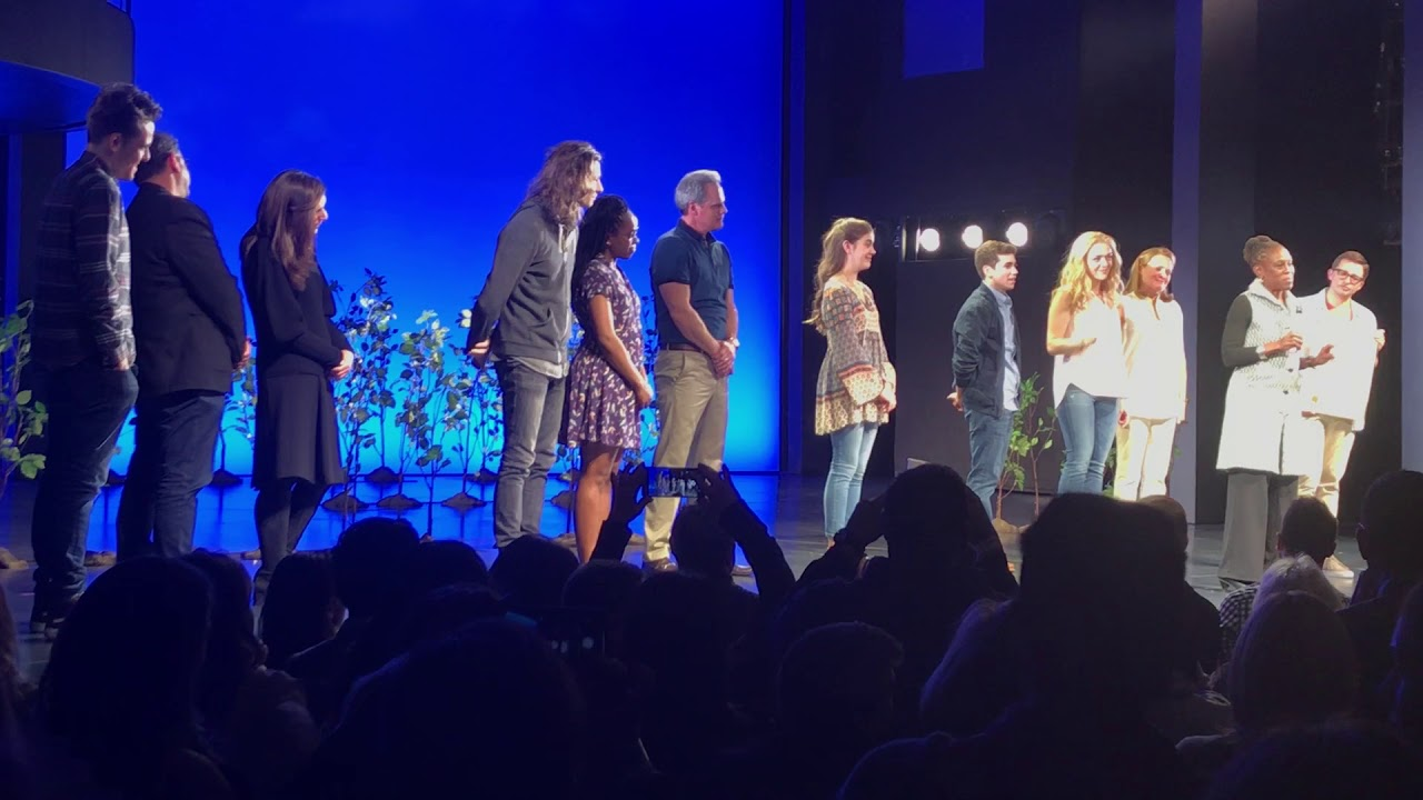 Dear Evan Hansen Broadway Showtimes Orlando April