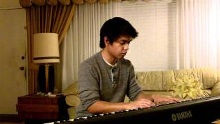 fun. feat. Janelle Monáe - We Are Young (Piano Cover by Richie of ThePianoBros)