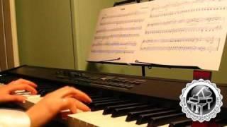 """MARCELLO/BACH   """"Adagio""""   Piano Version"""