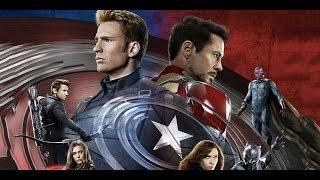 Captain America Civil War| Skillet Hero [HD]