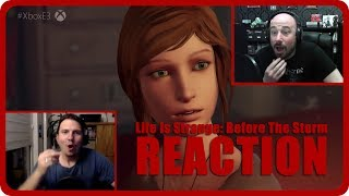 Life Is Strange: Before The Storm | E3 LIVE REACTION (German)