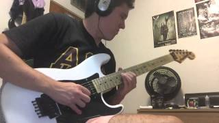 Iron Maiden - Wasted Years (Cover) Somewhere in Time iron