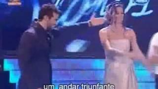 """Pedro Abrunhosa a cair """"Momento"""" (de cair no chão) parodia"""