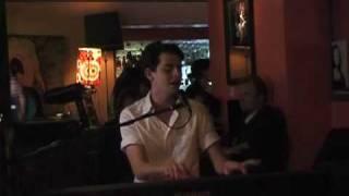 Dylan Hogan-Ross - Excess. Live at Sin-é. June 2nd 2009, Cafe Lounge Sydney