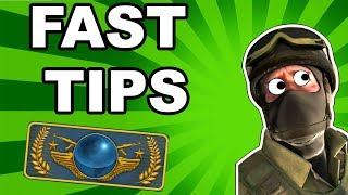 How to get better at CSGO *fast* 10 Tips (2018)