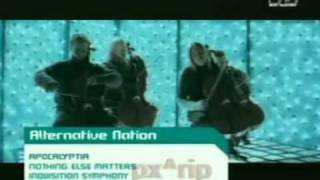 Apocalyptica   Nothing Else Matters