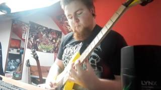 The Zenith Passage - Holographic Principle II - Convergence (Guitar Cover)