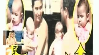 Tuba Büyüküstün ikiz bebekleri ile görüntülendi