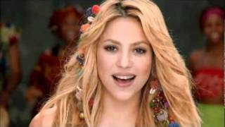 Shakira ft Freshlyground   Waka Waka This Time for Africa The Official 2010 FIFA World Cup Song . HQ