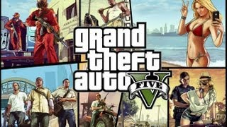 Grand Theft Auto V - ACTION TRAILER [by Zwirek]