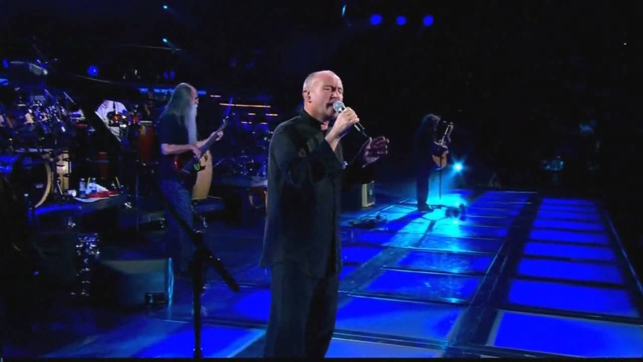 Phil Collins Concert Coast To Coast 2 For 1 May