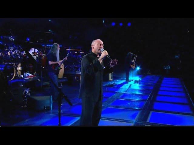 Concierto de Phil Collins en París