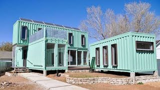 Shipping Container Home Builders ᴴᴰ █▬█🔨▀█▀