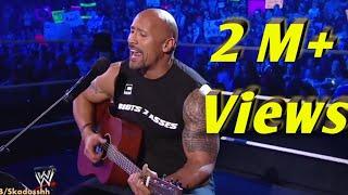 Raja Raja Bhojpuri Song Feat WWE Stars (Bhojpuri song Maarela Kachaakach WWE funny dance)|SouMIX
