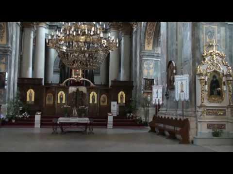 St Michael Church in Lviv Ukraine