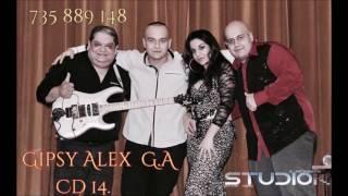 Gipsy Alex G.A - CD 14 - Dievča z Lunika