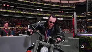 WWE 2K18 The  Undertaker The  American Badass