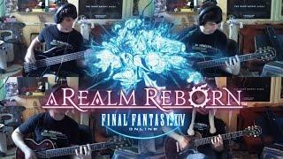 Final Fantasy 14 Rock : FATE boss/Ultima mix