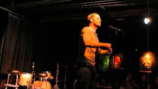 """April Slam 2013 - Final Round - Neil Hilborn reading """"This Is Not The End Of The World"""""""