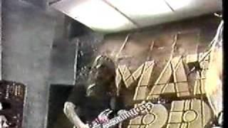 Sepultura - 04 -  Symptom Of The Universe (Live At Programa Matéria Prima 1992)