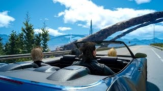Time-Lapse Tour of Final Fantasy XV's Scenic Open World