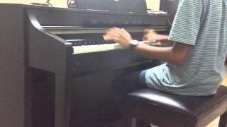 Superheroes (The Script)- Piano Cover