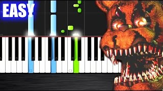 Five Nights At Freddys 4 Song Cover