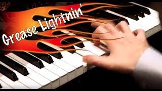 Grease - Greased Lightnin' - John Travolta (HD - HQ Piano Cover)