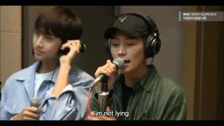 [ENG SUB] KNK Sorrow LIVE @MBC Moonlight paradise 160620 (COVER)