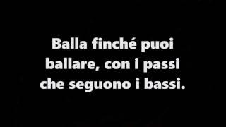 Gemelli Diversi - Un soffio dal traguardo (Lyrics Version)