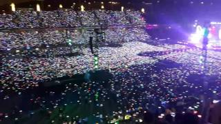 Coldplay - Paradise - Live Barcelona 26/05/2016
