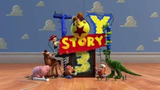 סרטים לילדים - תלת מימד - צעצוע של סיפור 3 - פרומו