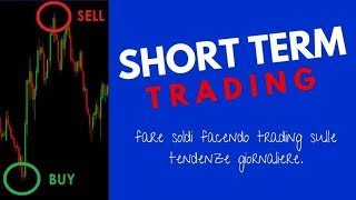 Video presentazione corso SHORT TERM TRADING