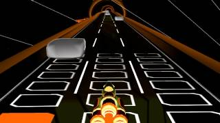 Audiosurf: Bowling for Soup - I Ran (So Far Away)